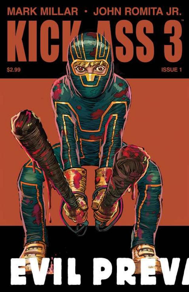 Kick-Ass 3 #1