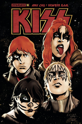 KISS #10 (Baal Cover)