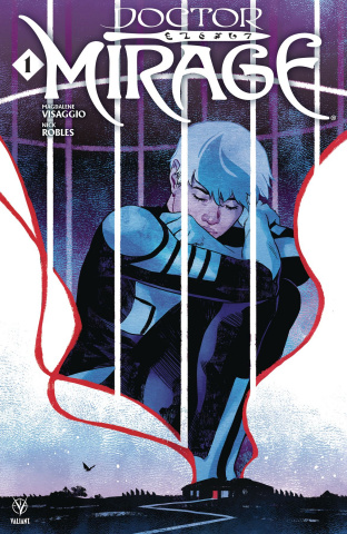 Doctor Mirage #1 (Robles Cover)