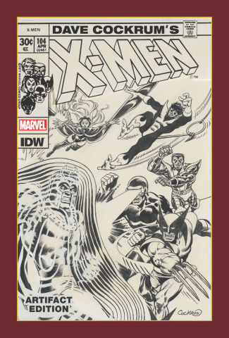 Dave Cockrum's X-Men Artifact Edition