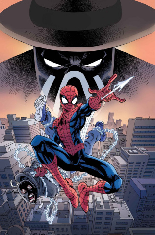 Spider-Man: The Master Plan #1