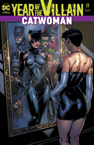 Catwoman #17 (Year of the Villain)