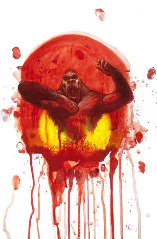 Kong: Gods of Skull Island #1