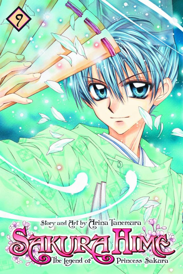 Sakura Hime: The Legend of Princess Sakura Vol. 9
