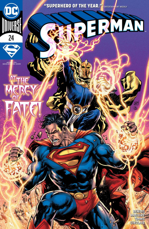 Superman #24 (Ivan Reis Cover)