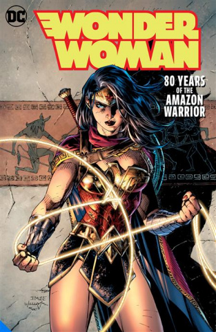 Wonder Woman: 80 Years of the Amazon Warrior (Deluxe Edition)