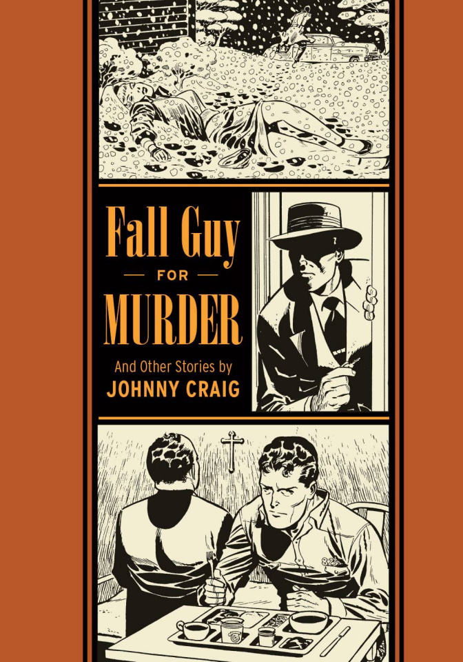 Johnny Craig: Fall Guy For Murder