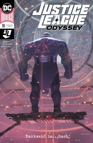 Justice League: Odyssey #18