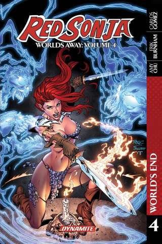 Red Sonja: Worlds Away Vol. 4: Blade Skath