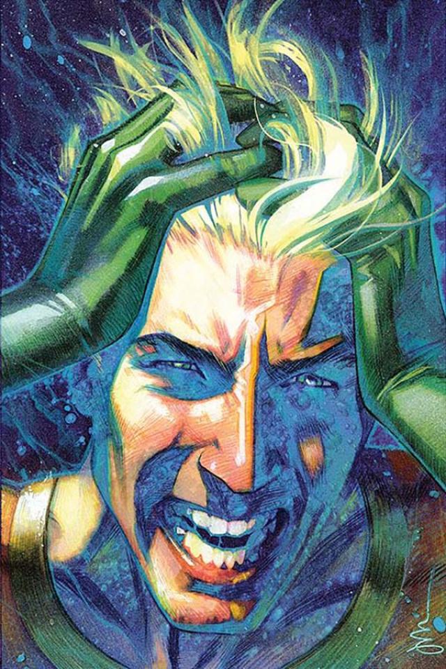 Aquaman #17 (Variant Cover)