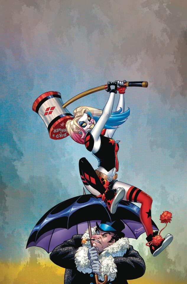 Harley Quinn Vol. 6: Angry Bird (Rebirth)