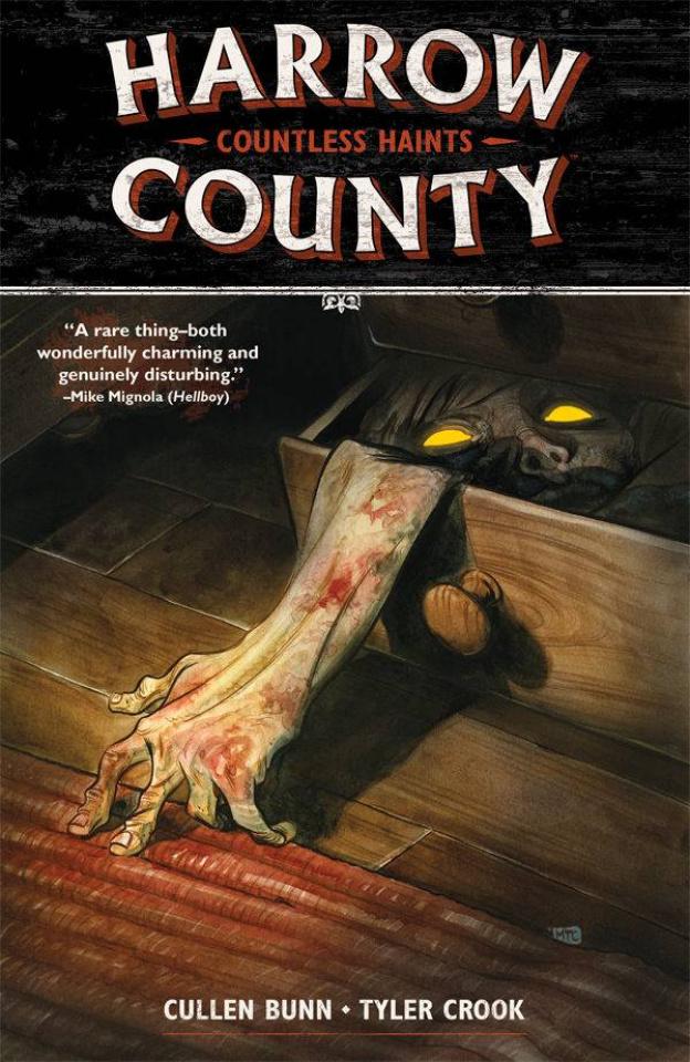 Harrow County Vol. 1: Countless Haints