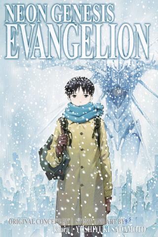 Neon Genesis Evangelion Vol. 5 (2-in-1)