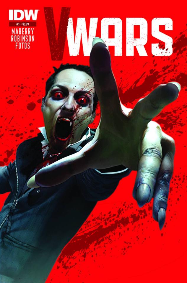 V-Wars #1 (2nd Printing)