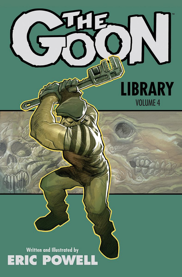 The Goon Library Vol. 4