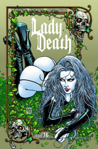 Lady Death #16 (Auxiliary Cover)