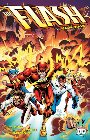 The Flash by Mark Waid Book 4