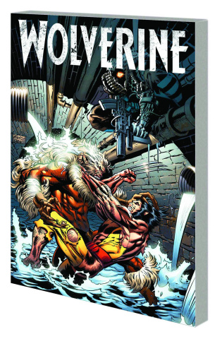 Wolverine by Hama and Silvestri Vol. 2