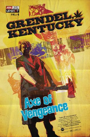 Grendel, Kentucky #4 (Edwards Cover)
