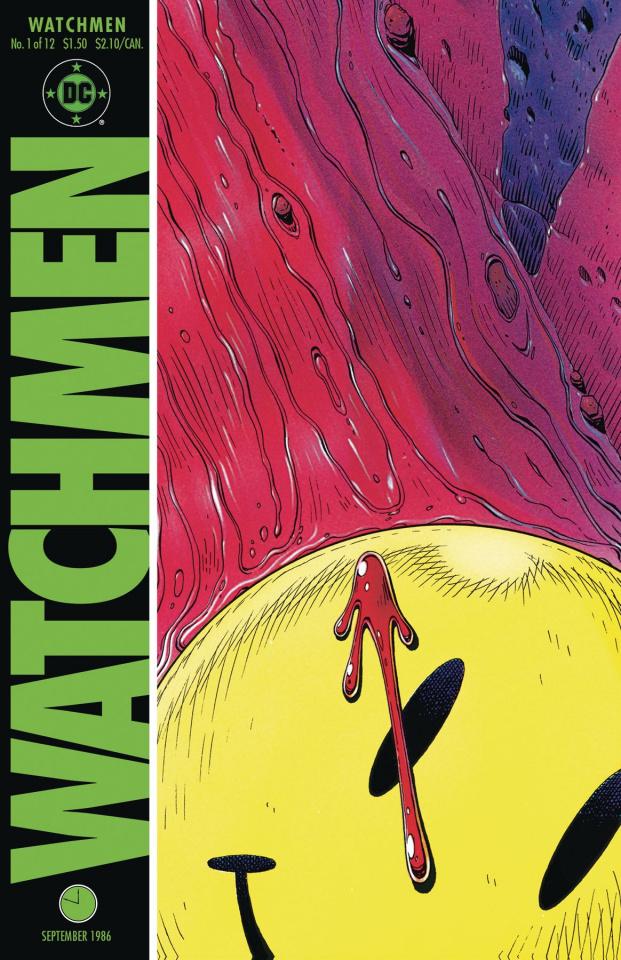 Watchmen #1 (Dollar Comics)