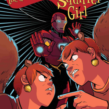 The Unbeatable Squirrel Girl #38