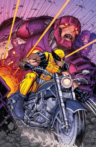 Return of Wolverine #2 (Bradshaw Cover)