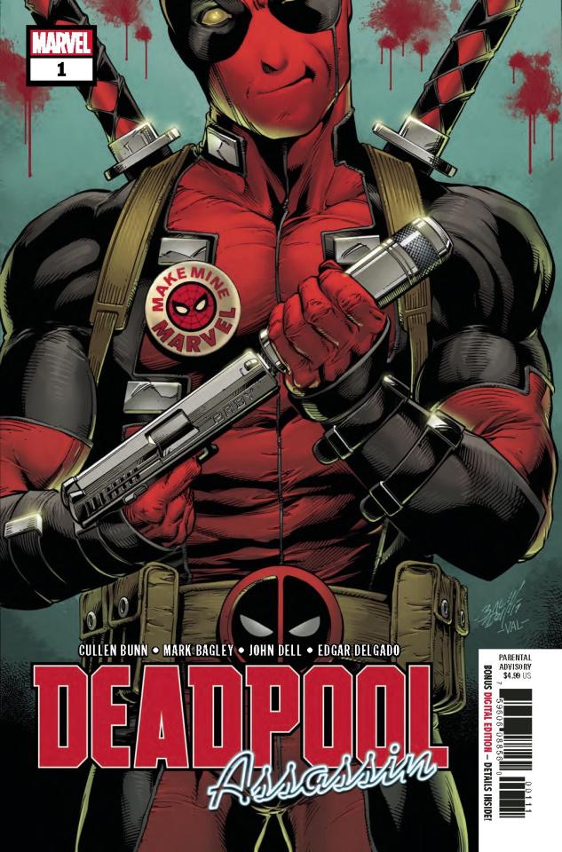 Deadpool: Assassin #1