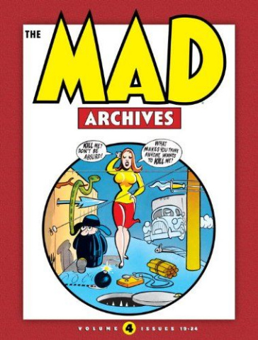 MAD Archives Vol. 4