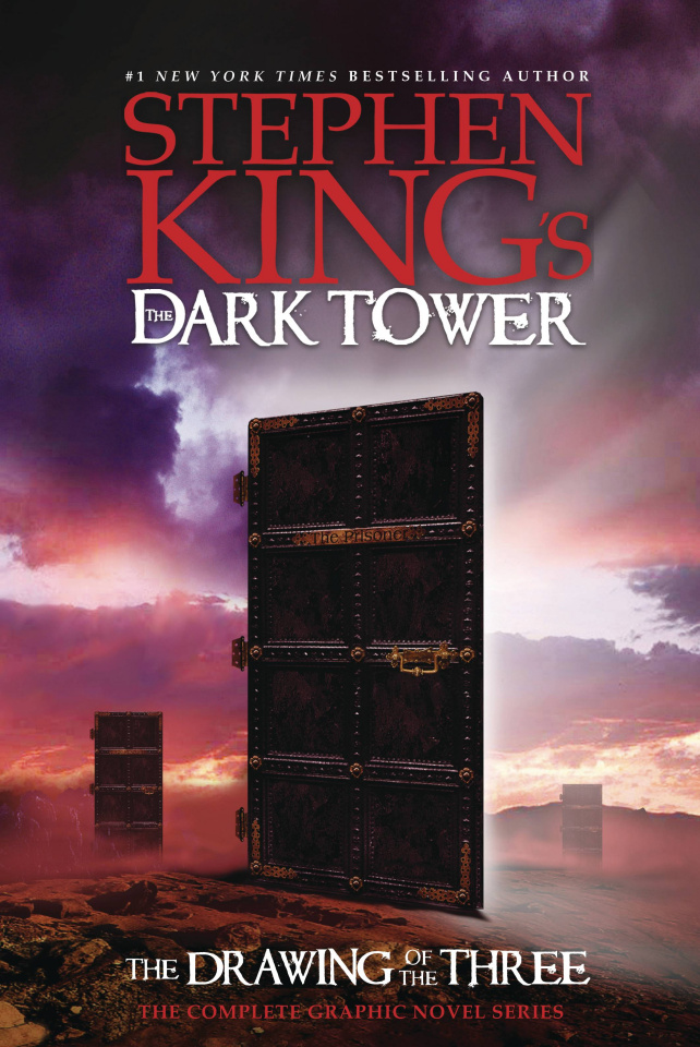 The Dark Tower: The Drawing of the Three (Complete Boxed Set)