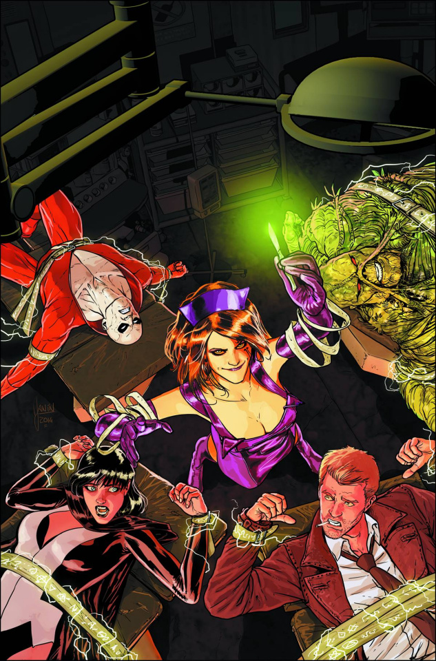 Justice League Dark #32