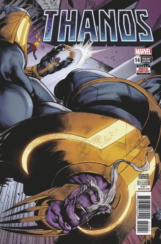 Thanos #14 (Shaw 4th Printing)