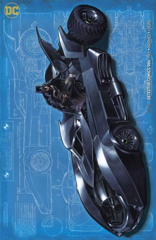 Detective Comics #986 (Variant Cover)