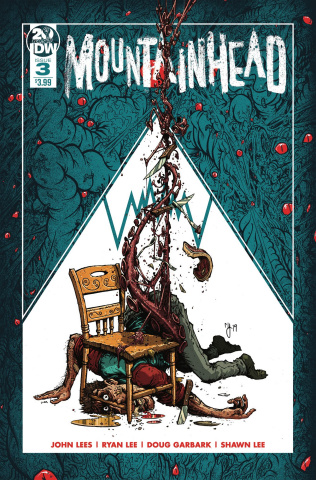 Mountainhead #3 (Ryan Lee Cover)