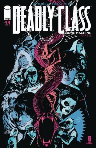 Deadly Class #44 (Craig Cover)