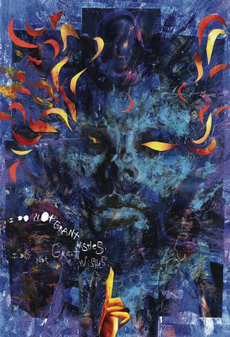 American Gods: Shadows #8 (Mack Cover)