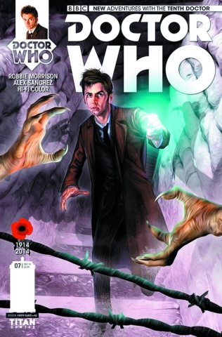 Doctor Who: New Adventures with the Tenth Doctor #7