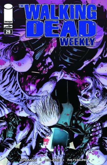 The Walking Dead Weekly #29