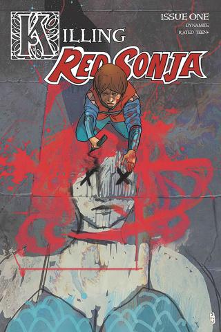 Killing Red Sonja #1 (Ward Cover)