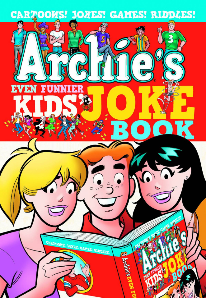 Archie's Even Funnier Kids Joke Book