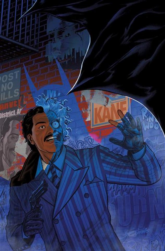 Batman '89 #2 (Joe Quinones Cover)