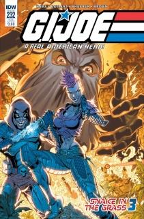 G.I. Joe: A Real American Hero #232 (Subscription Cover)