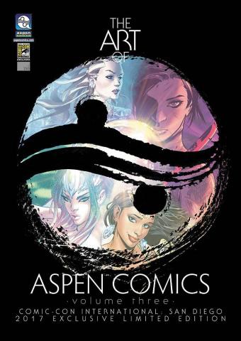 The Art of Aspen Comics Vol. 3