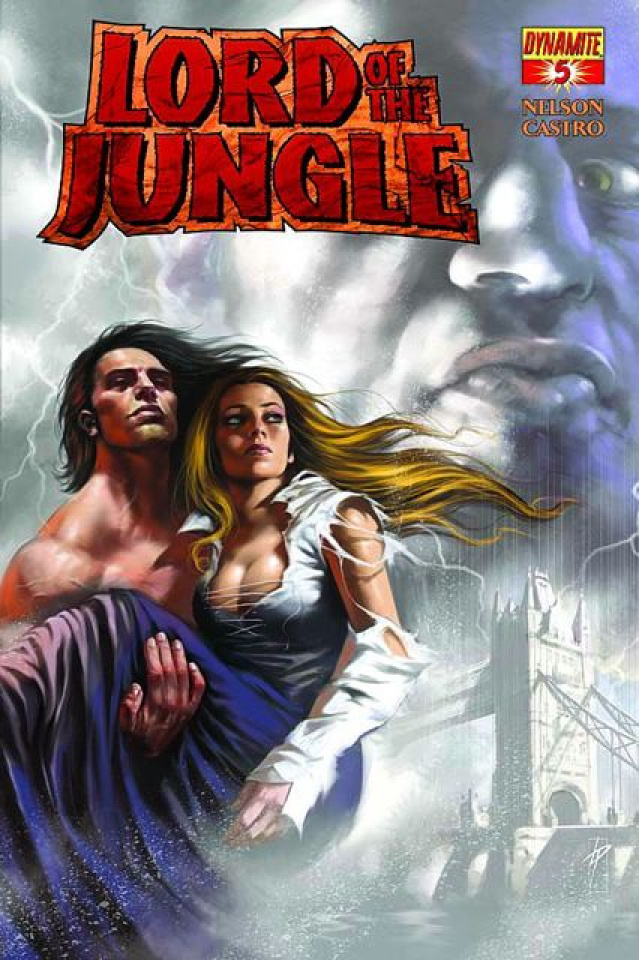 Lord of the Jungle #5