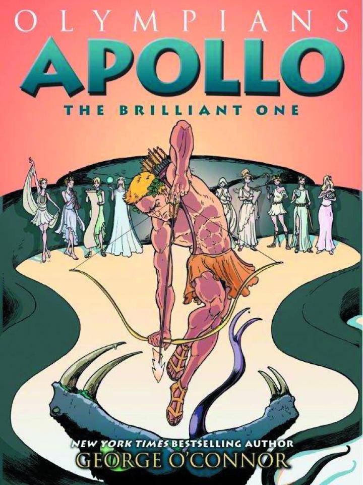 Olympians Vol. 8: Apollo, The Brilliant One