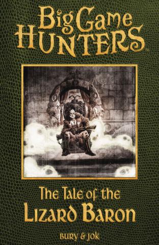 Big Game Hunters Vol. 1 (Backpack Edition)