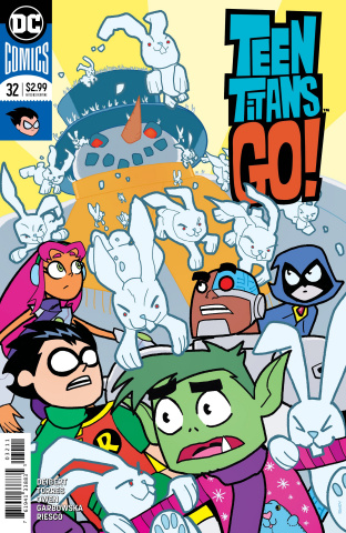 Teen Titans Go! #32