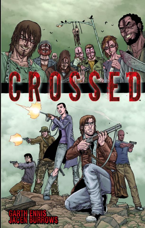 Crossed Vol. 1