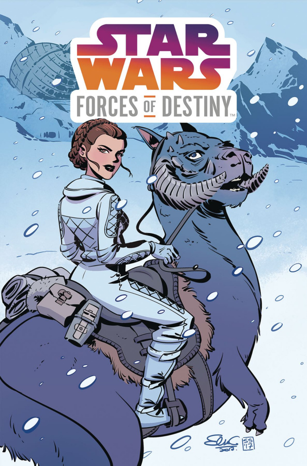 Star Wars Adventures: Forces of Destiny