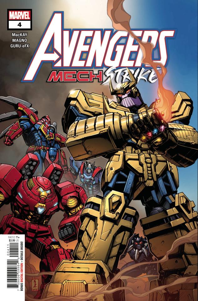 Avengers: Mech Strike #4