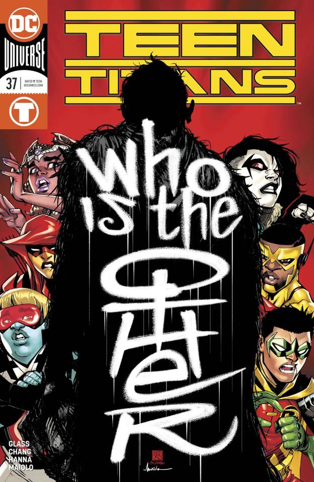 Teen Titans #37